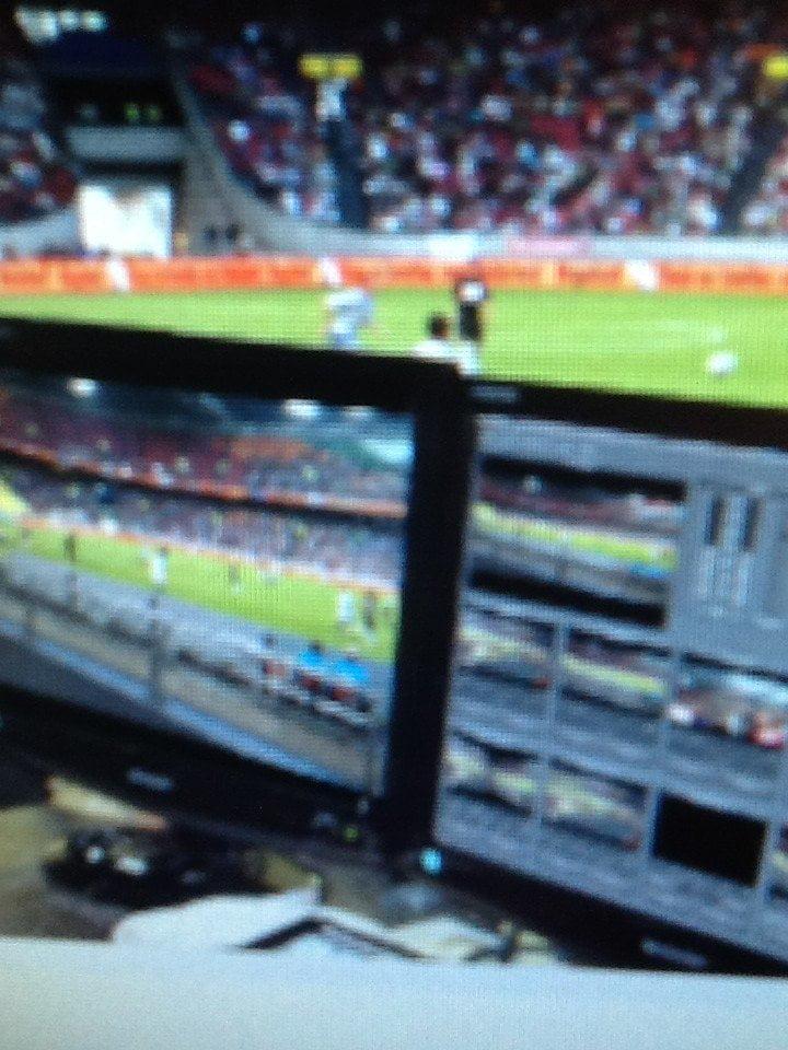 Live streaming satelital