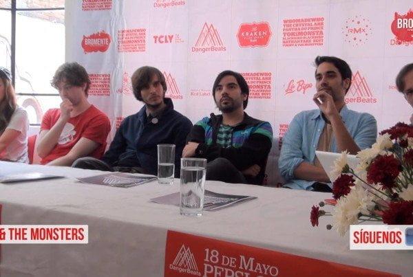 - conferencia de prensa danger beats fest 2013 600x403 - ¿Por qué transmitir una rueda de prensa en vivo?